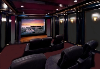 Professional Home Theater Systems